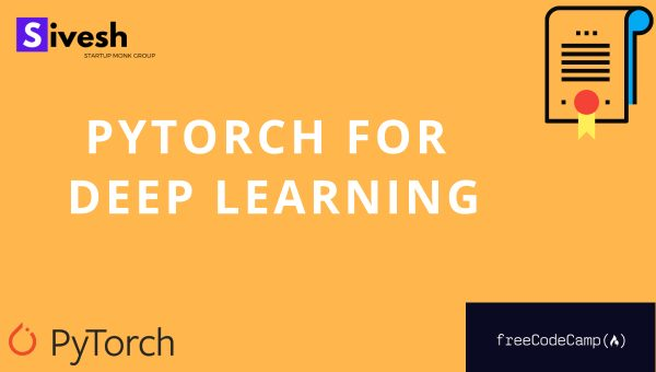 PyTorch For Deep Learning