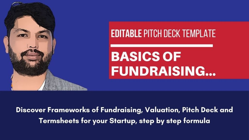 Editable Pitch Deck Template